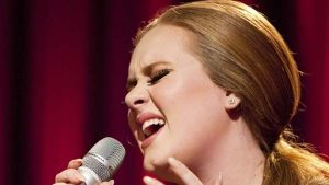 "Adele ""Artists Den"" special"