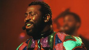 TEDDY PENDERGRASS: