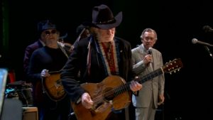 WILLIE NELSON, MERLE HAGGARD, RAY